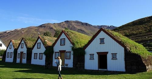 Laufás in Island flickr (c) Michael Vöelker CC-Lizenz