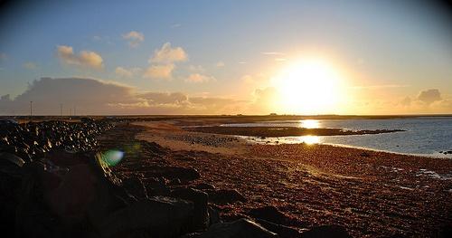 Halbinsel Reykjanes und die Blaue Lagune flickr (c) peturgk