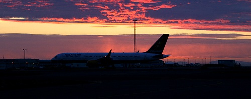 Keflavik in Island flickr (c) Global Jet CC-Lizenz