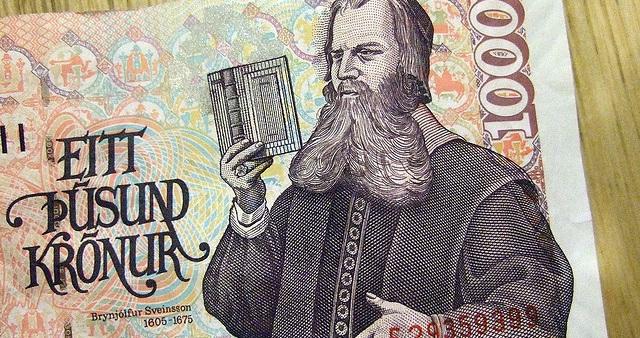 Island Währung Isländische Kronen Als Zahlungsmittel