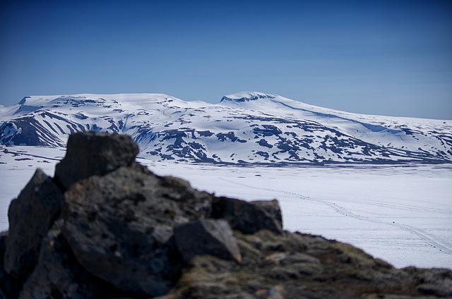 Langjökull auf Island