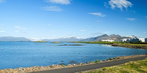Höfn auf Island