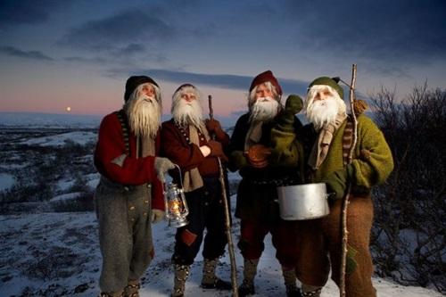 Jólasveinar – isländische Weihnachtsmänner